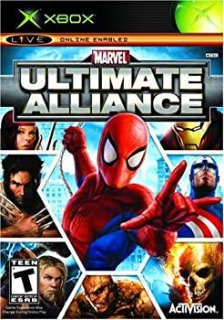 中古 Marvel 超目玉 Ultimate Alliance Game 最新アイテム