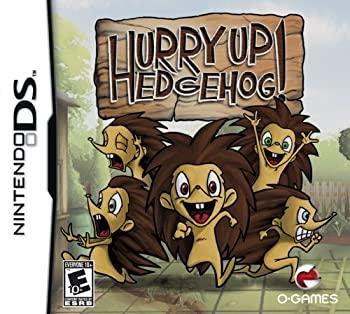 【新品】 【】Hurry Up Hedgehog! (輸入版), INDOOR 34eb1c63