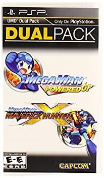 中古 上質 アウトレットセール 特集 Mega Man Dual 輸入版 PSP - Pack