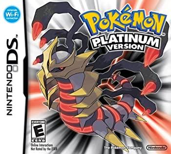 中古 激安通販 Pokemon 輸入版 激安通販販売 Platinum