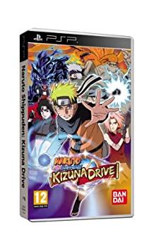 信託 中古 Naruto 贈呈 Shippuden: Kizuna 輸入版 Drive PSP