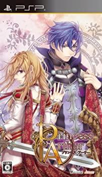 中古 Princess Arthur ☆最安値に挑戦 プリンセス - 通常版 お見舞い アーサー PSP