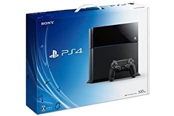 【中古】PlayStation 4 ジェット・ブラック 500GB (CUH-1000AB01) (メーカー生産終了)