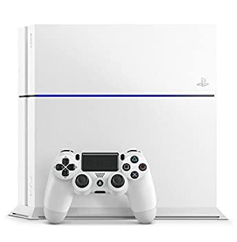 【中古】PlayStation 4 グレイシャー・ホワイト (CUH-1200AB02)(メーカー生産終了)