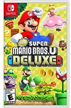 <title>中古 New Super Mario Bros. U Deluxe 輸入版:北米 再入荷/予約販売! - Switch</title>