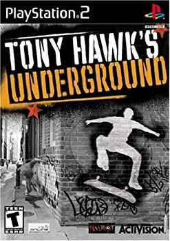 激安 激安特価 送料無料 中古 訳あり商品 Tony Hawk Underground Game