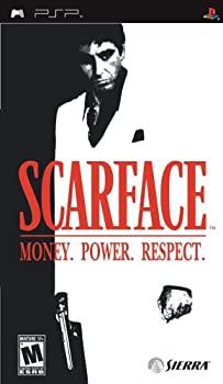 中古 Scarface Money 日本限定 Power - Respect 輸入版 店舗 PSP
