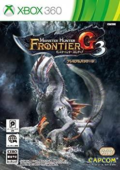 流行 【】モンスターハンター フロンティアG3 プレミアムパッケージ ((豪華16特典+GMS) 同梱) - Xbox360, 永井園 b33bfa34