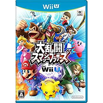 中古 大乱闘スマッシュブラザーズ 大注目 for 再販ご予約限定送料無料 Wii U