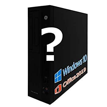 ランキング第1位 【Microsoft Office 2019搭載】【Win 10搭載】HP DELL 富士通 NEC限定/新世代デュアルコア 1.8GHz以上/大容量メモリー:8GB/HDD:160GB/DVDドライ, Ware House BLANCA 79811585