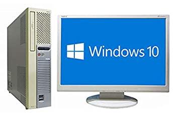 【年中無休】 NEC デスクトップパソコン Mate ME-G 液晶セット Windows10 64bit搭載 Core i5 4570搭載 メモリー4GB搭載 HDD500GB搭載, ポスターと小粋な雑貨JANDEC 1601ea35