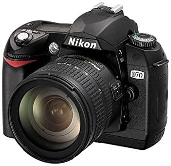 中古 Nikon デポー D70 デジタル一眼レフカメラレンズキット AF-SDX セット IF 即納 F3.5~4.5G ズームニッコールED18-70
