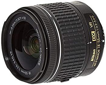 中古 Nikon 標準ズームレンズ AF-P 人気の定番 DX NIKKOR 3.5-5.6G VR f 18-55mm ニコンDXフォーマット専用 有名な