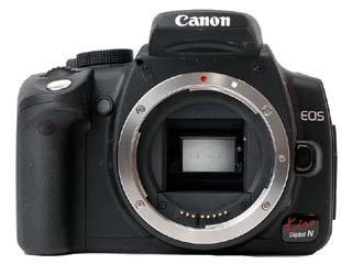 中古 Canon EOS KISS デジタル KISSDNB-BODY 18%OFF ブラック ボディ 高価値 Body N