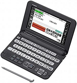 中古 カシオ 電子辞書 最新号掲載アイテム エクスワード 生活 教養モデル XD-Y6500BK コンテンツ140 ブラック 流行のアイテム