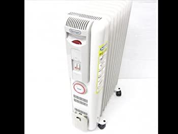 中古 Delonghi デロンギ 新作販売 H290912EC 1200W オイルヒーター 正規品 9枚フィン