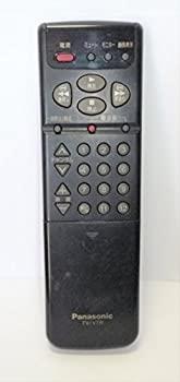 中古 Panasonic 推奨 ビデオリモコン TNQ70448 大人気