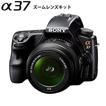 中古 ソニー デジタル一眼カメラ α37 トラスト SLT-A37K ズームレンズキット 全店販売中