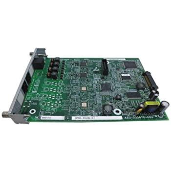 中古 日本電気 NEC Aspire 年間定番 IP5D-4SLIU-B1 UX 4回線SLIユニット 国内在庫