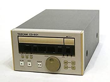 <title>中古 [宅送] TASCAM TEAC タスカム ティアック CD-601 業務用CDプレイヤー</title>