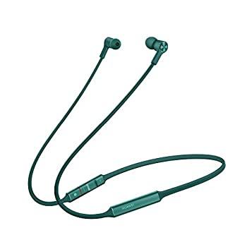 中古 HUAWEI Bluetoothイヤホン FreeLace 公式通販 Emerald 日本正規代理店品 Green 本日限定
