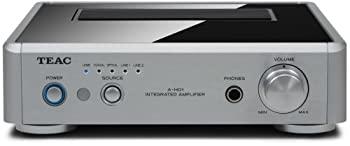 中古 高価値 TEAC Reference 01 USB A-H01-S シルバー 付与 DAC ステレオプリメインアンプ
