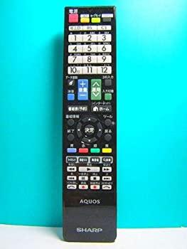 中古 ランキング総合1位 シャープ テレビリモコン GB080WJSA 市場