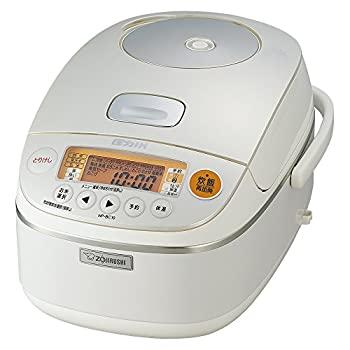 中古 象印 日本未発売 圧力IH炊飯器 ホワイト 5.5合 NP-BC10-WA 専門店