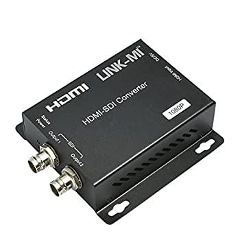 【超新作】 【】link-mi hsd1?HDMI to SDIコンバータサポート1080p 1080i 720p 576i 480i, 東粟倉村 2996e18b