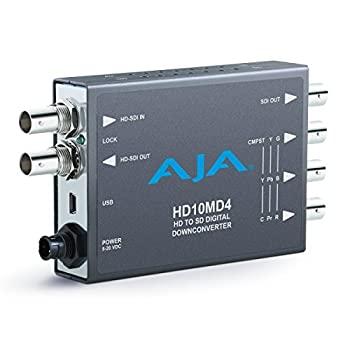 【驚きの値段で】 【】Aja SDI、YPbPr/RGB hd10md4?HD down-converter -、10ビット、HD - SDI//SDI to SDI、YPbPr/RGB/ NTSC/PAL (hd10md4?), IKEGAMI化粧雑貨SHOP5:6db5e6bd --- online-cv.site