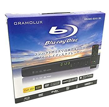 新作多数 中古 GR BD01 超美品再入荷品質至上 BK 黒 ブルーレイディスクプレーヤー