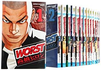 中古 WORST ワースト コミック 少年チャンピオン 1-28巻 セット 激安特価品 日本製 コミックス