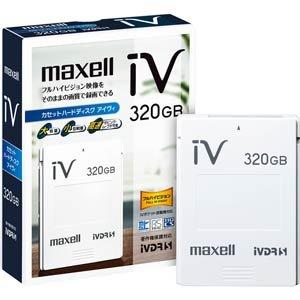 【在庫処分大特価!!】 maxell 日立薄型テレビ「Wooo」対応 ハードディスクIVDR320GB M-VDRS320G.B, アジアンショップ アユタヤ 3e4e8bf7