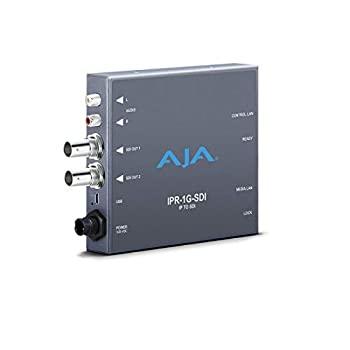 玄関先迄納品 【 IP】AJA IPR-1G-SDI JPEG 2000 - IP ビデオとオーディオ - 2000 3G-SDIコンバータ, 家電ランド ポパイネット:f448a564 --- evirs.sk