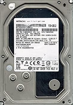 Hitachi HUA723020ALA640 P N0F14992 MLCMRK870 2TB並行輸入品j45ARL3q