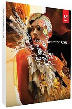 マーケティング 中古 旧製品 直輸入品激安 Adobe Windows版 Illustrator CS6