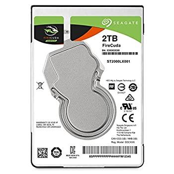 中古 Seagate FireCuda Gaming SSHD 2TB SATA 6.0Gb s Laptops 直営ストア Hard Drive 2.5-Inch Internal Notebooks 並行輸入品 ST2000LX001 現金特価