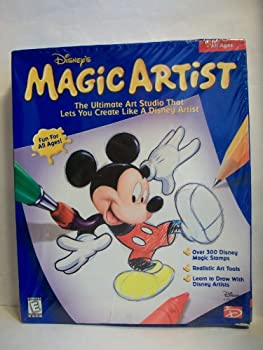 メーカー再生品 新品未使用 中古 Disney Magic Artist Org 輸入版