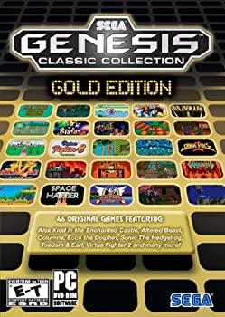 中古 Sega Genesis Collection ☆最安値に挑戦 Edition - Gold 輸入版 40%OFFの激安セール