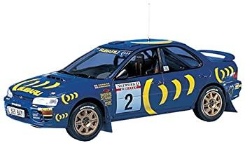 大幅にプライスダウン 中古 ハセガワ 1 24 スバル RAC 1993 ラリー 税込 インプレッサ #CR17