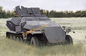 中古 プラッツ 第二次世界大戦 独軍装甲車 店内全品対象 CH6395 直営ストア プラモデル Sd.kfz.251 17