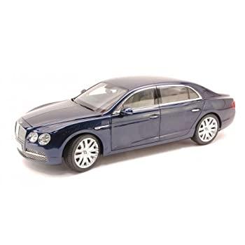 中古 京商オリジナル 1 18 Bentley 大決算セール Flying メタリックブルー Spur 完成品 Peacock W12 在庫一掃