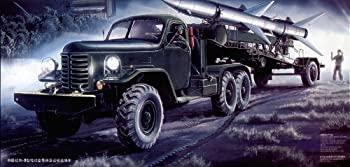 メイルオーダー 中古 トランペッター 1 アウトレットセール 特集 35 プラモデル 地対空誘導ミサイル 輸送車 HQ-2