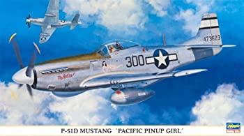 中古 ハセガワ 1 P-51Dムスタング パシフィックピンナップガール 買収 48 超人気 専門店