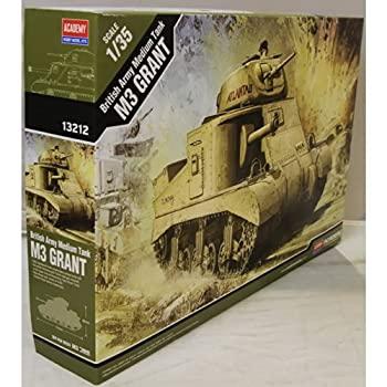 中古 アカデミー 1 35 新作アイテム毎日更新 国産品 M3 グラント中戦車 プラモデル