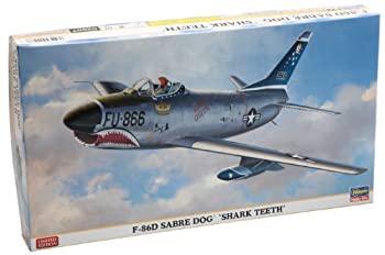 中古 ハセガワ 1 72 ふるさと割 品質保証 F-86D セイバードッグ シャークティース