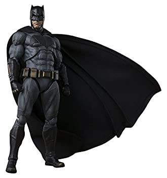 【中古】S.H.フィギュアーツ バットマン(JUSTICE LEAGUE) 約150mm ABS&PVC&布製 塗装済み可動フィギュア