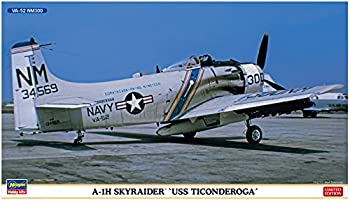 <title>中古 ハセガワ 1 72 アメリカ海軍 A-1H 2020新作 スカイレイダー USS タイコンデロガ 2機セット プラモデル 02262</title>