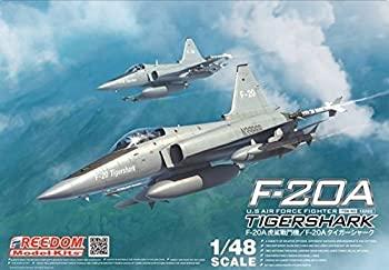 限定モデル 中古 フリーダムモデルキット 1 好評受付中 48 プラモデル F-20A タイガーシャーク