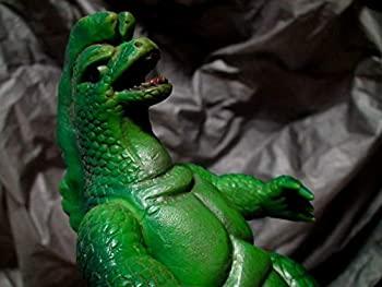 中古 帰ってきたウルトラマンb76-1当時物 ブルマァク 年間定番 怪獣 ソフビ 人形 ※ラッピング ※ ゴーストロン 1971年 アーストロン グドン 円谷 検 ムルチ タッコング